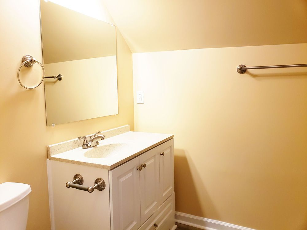 AFTER: Bathroom