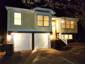 56 N. Wycliff Drive – Night