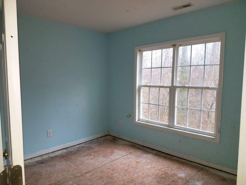 BEFORE: Bedroom #3