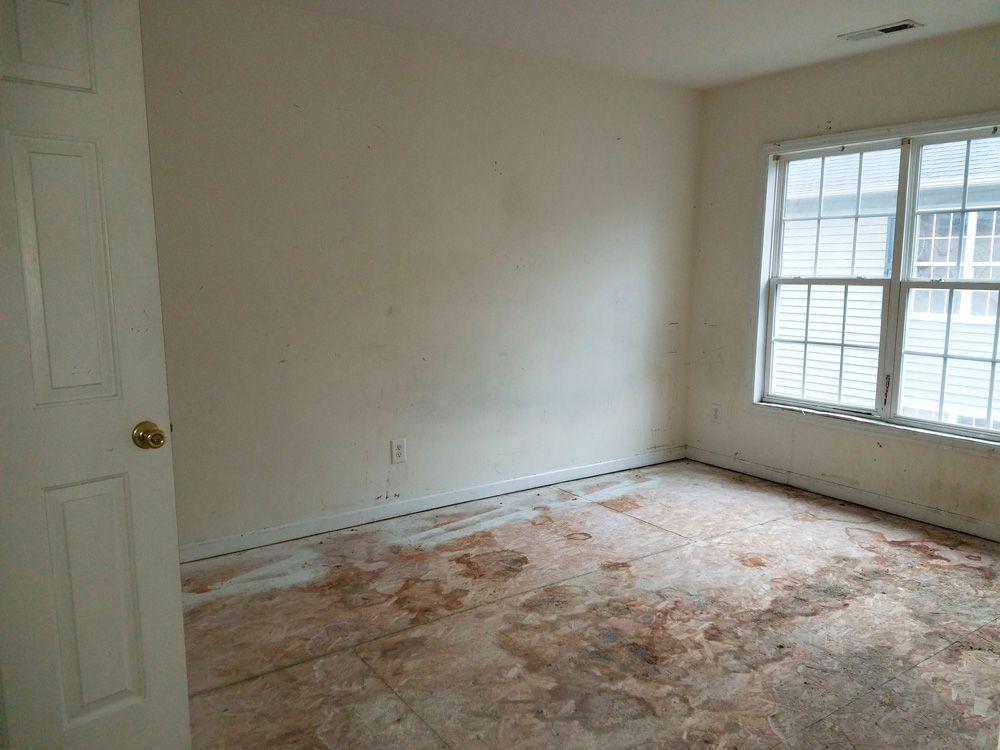 BEFORE: Main Bedroom