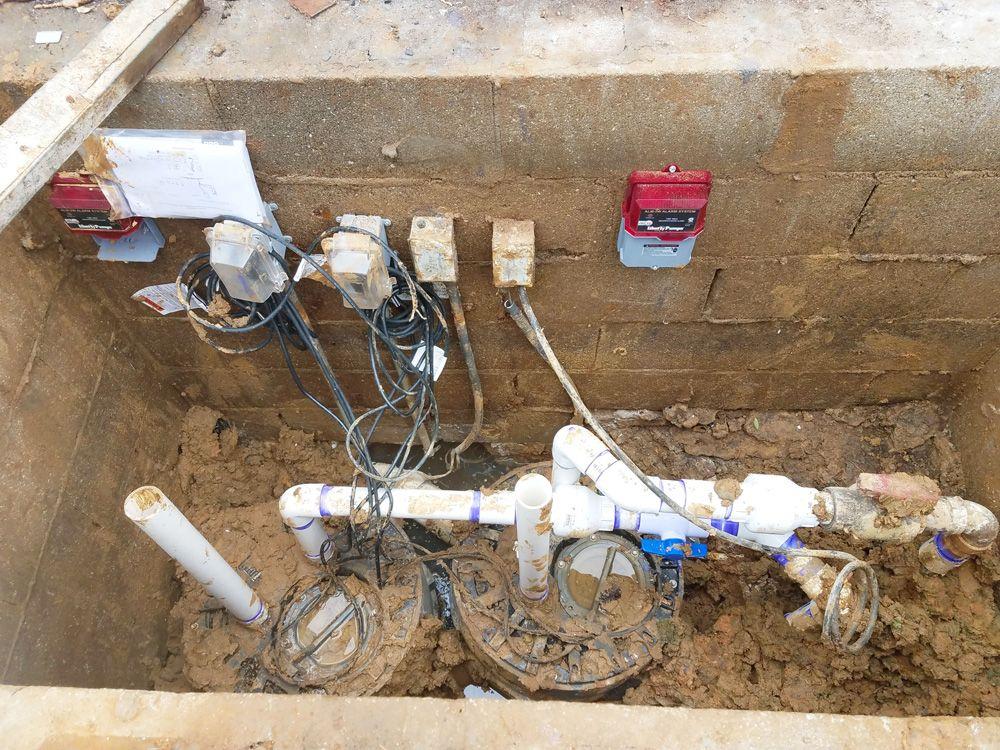 REHAB: Sewer Pumps