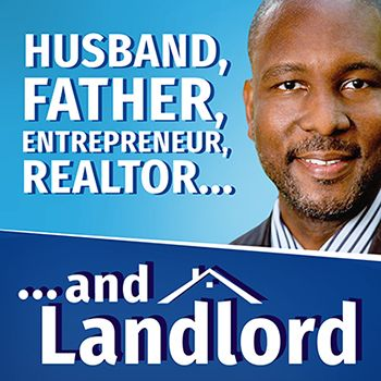 Cover Artwork for [... and Landlord!] Rental Real Estate Investing Podcast